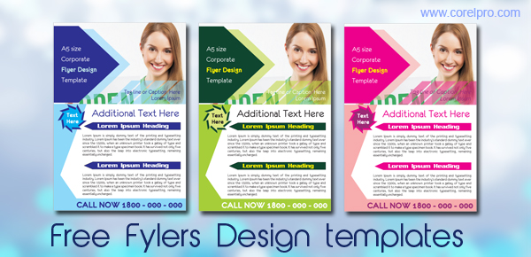 Brochures archives corelpro for Brochure design templates cdr format free download